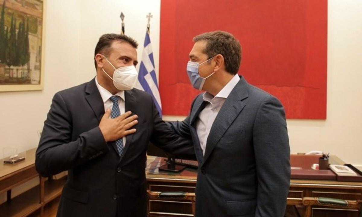Τσίπρας: «Χαίρομαι που το κυβερνών κόμμα δίνει μάχες για τη Συμφωνία των Πρεσπών»