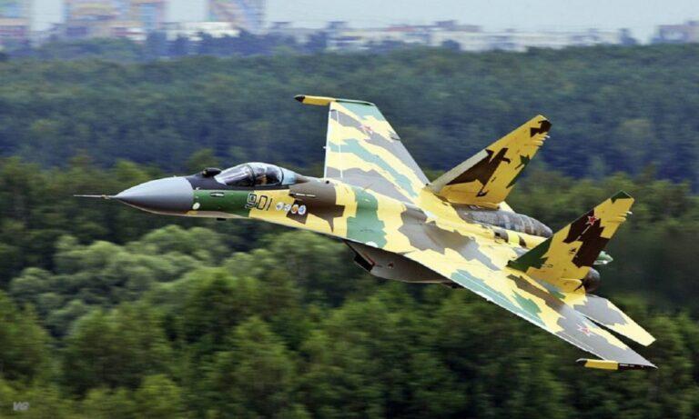 Τουρκία: Ανακοίνωσε την αγορά 40 Su-35 από τη Ρωσία – Έξαλλοι οι Αμερικάνοι
