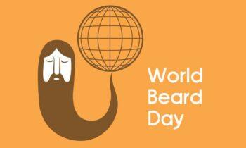 5 Σεπτεμβρίου: Παγκόσμια Ημέρα Γενειάδας