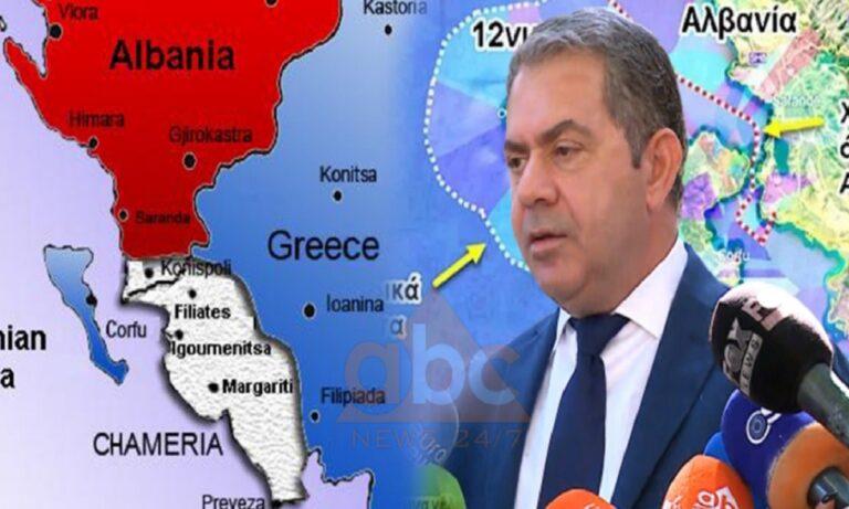 Αλβανία: Πρώτα λύση στο θέμα της Τσαμουριάς και μετά τα 12 μίλια