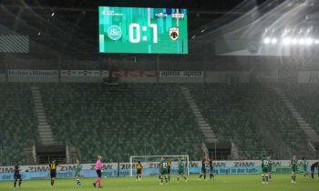 UEFA Ranking Ελλάδα