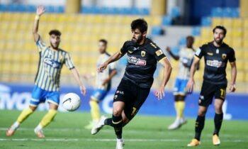 Παναιτωλικός-ΑΕΚ 0-0 (α' ημίχρονο)