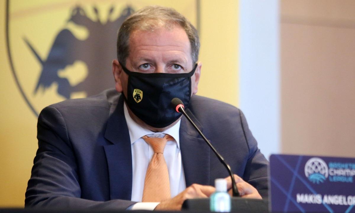 ΑΕΚ: Υποσχέσεις από Αγγελόπουλο για πληρωμές τον Ιούλιο