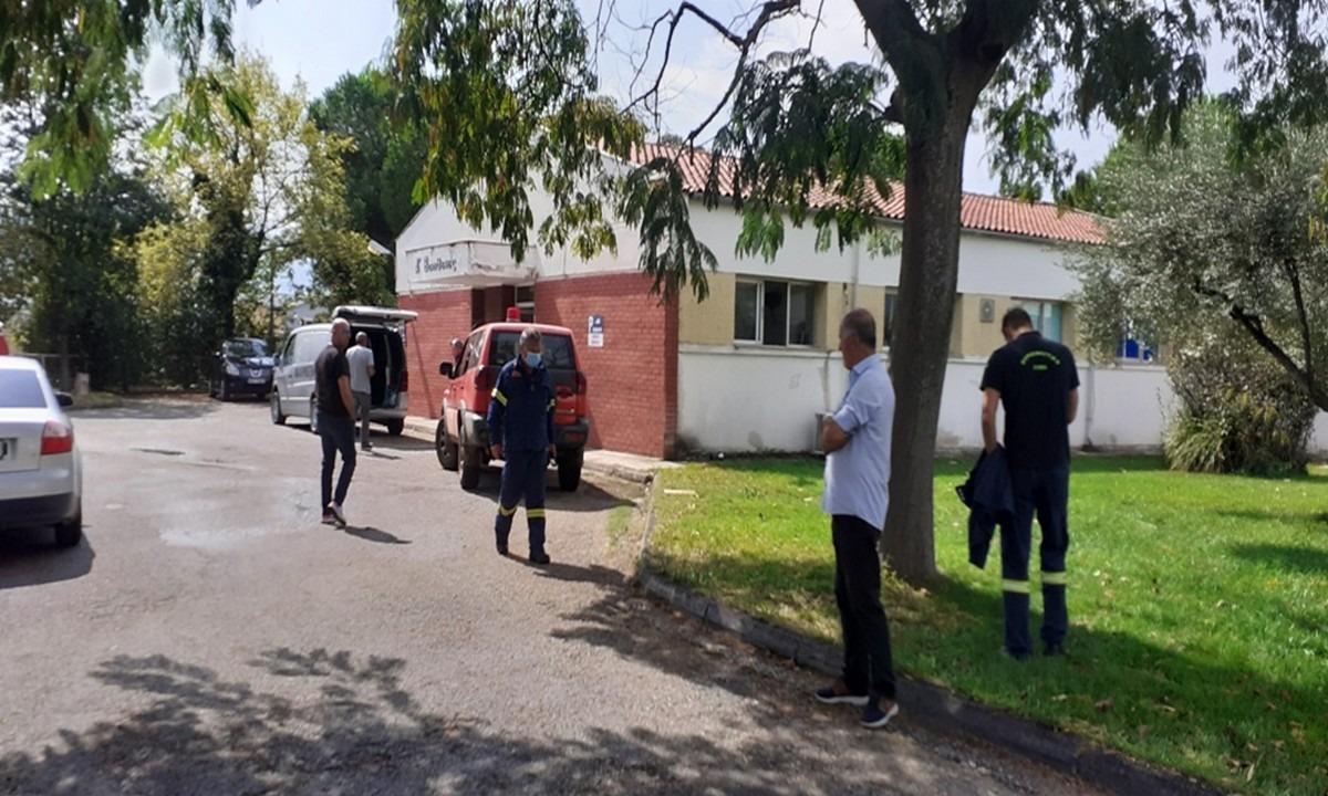 Σοκ στον Αλμυρό: Πυροσβέστης πέθανε κατά τη διάρκεια πλύσης οδοστρώματος!