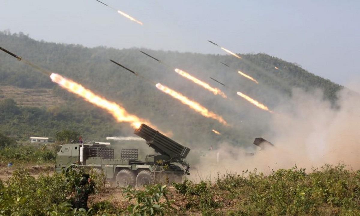 Ένοπλες Δυνάμεις: Αναβάθμιση των Ρουκετών 122mm στα ΕΑΣ