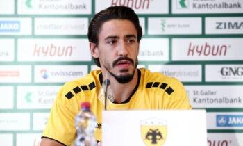 Σιμόες: «Θέλω πάλι να ζήσω το αήττητο με την ΑΕΚ στην Ευρώπη»