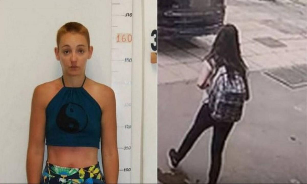 Απαγωγή Μαρκέλλας: Βανδαλισμοί στο σπίτι της 33χρονης κατηγορούμενης – Τι έγραψε ο δικηγόρος της