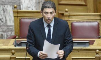 Αυγενάκης: Φουλ επίθεση στην ΕΠΟ από τον Υφυπουργό Αθλητισμού