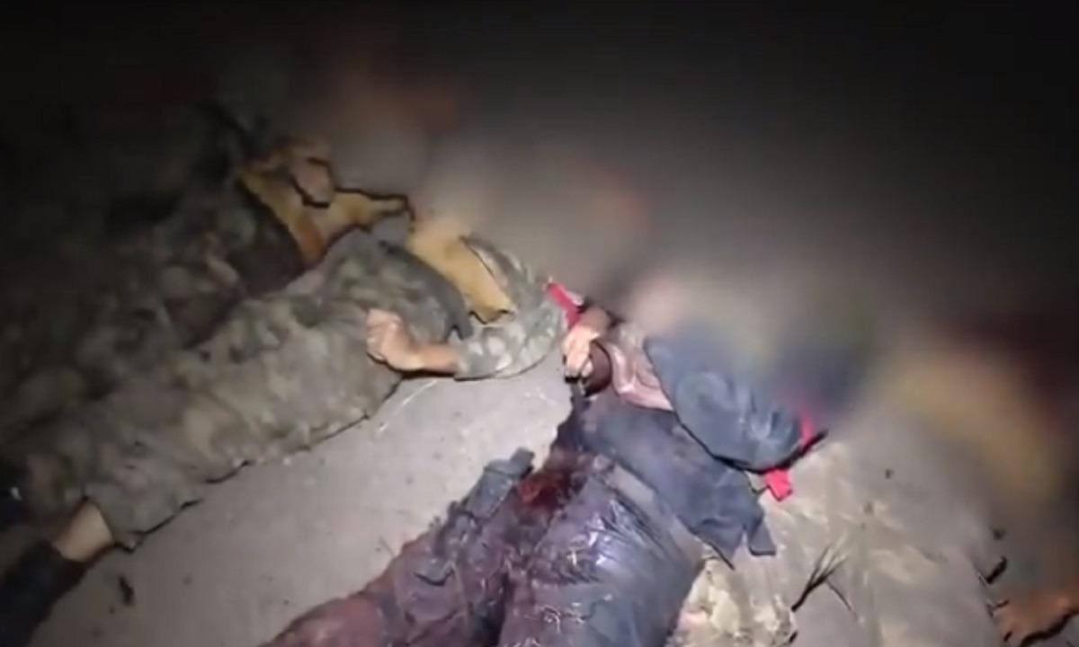 Ναγκόρνο Καραμπάχ: Πρόβατα στη σφαγή οι Αζέροι στρατιώτες – Παντού πτώματα
