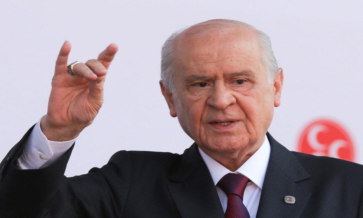 Τουρκία: Ο πόλεμος με την Ελλάδα «είναι θέμα χρόνου» λέει ο Μπαχτσελί