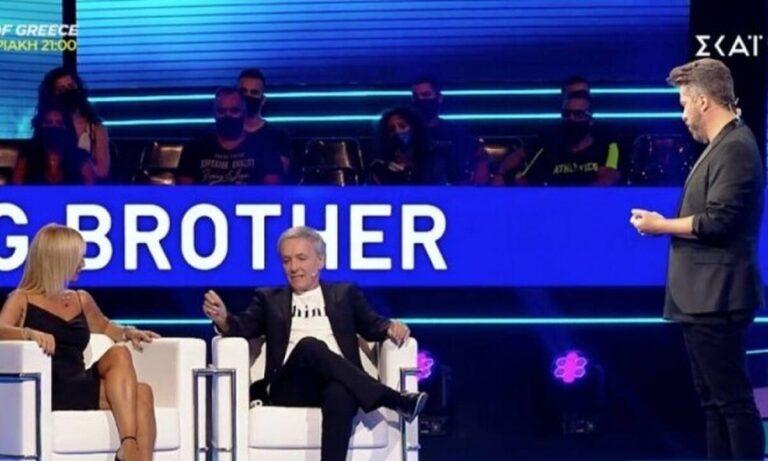 Big Brother: Παίζει χωρίς αντίπαλο στην τηλεθέαση! (vid)