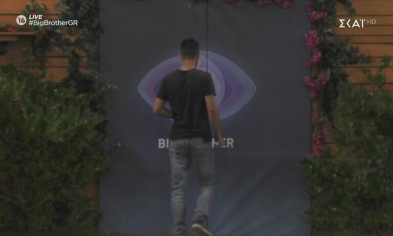 Big Brother: Πήρε την κούπα του κι έφυγε!