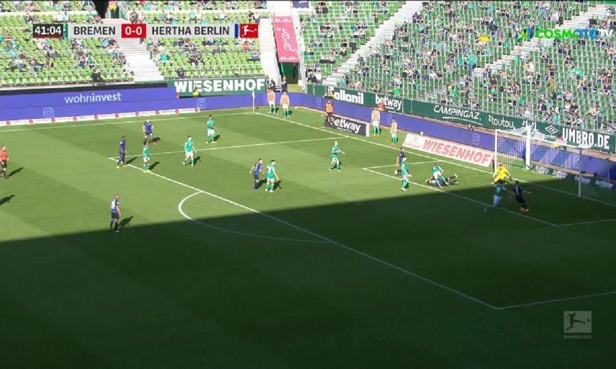 Bundesliga: Εντυπωσιακά διπλά για Χέρτα και Άουγκσμπουργκ – Πανδαισία από γκολ (vids)