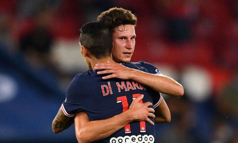 Παρί Σεν Ζερμέν – Μετς 1-0: Την… γλίτωσε την τελευταία στιγμή ο Ντράξλερ! (vid)