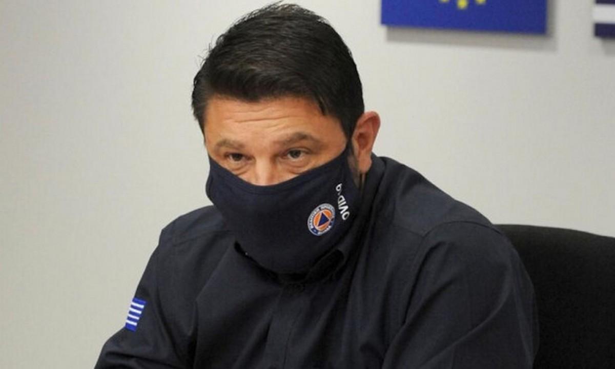 Κορoνοϊός: Στις Σέρρες ο Χαρδαλιάς – Έκτακτη σύσκεψη για την έξαρση της πανδημίας (vid)