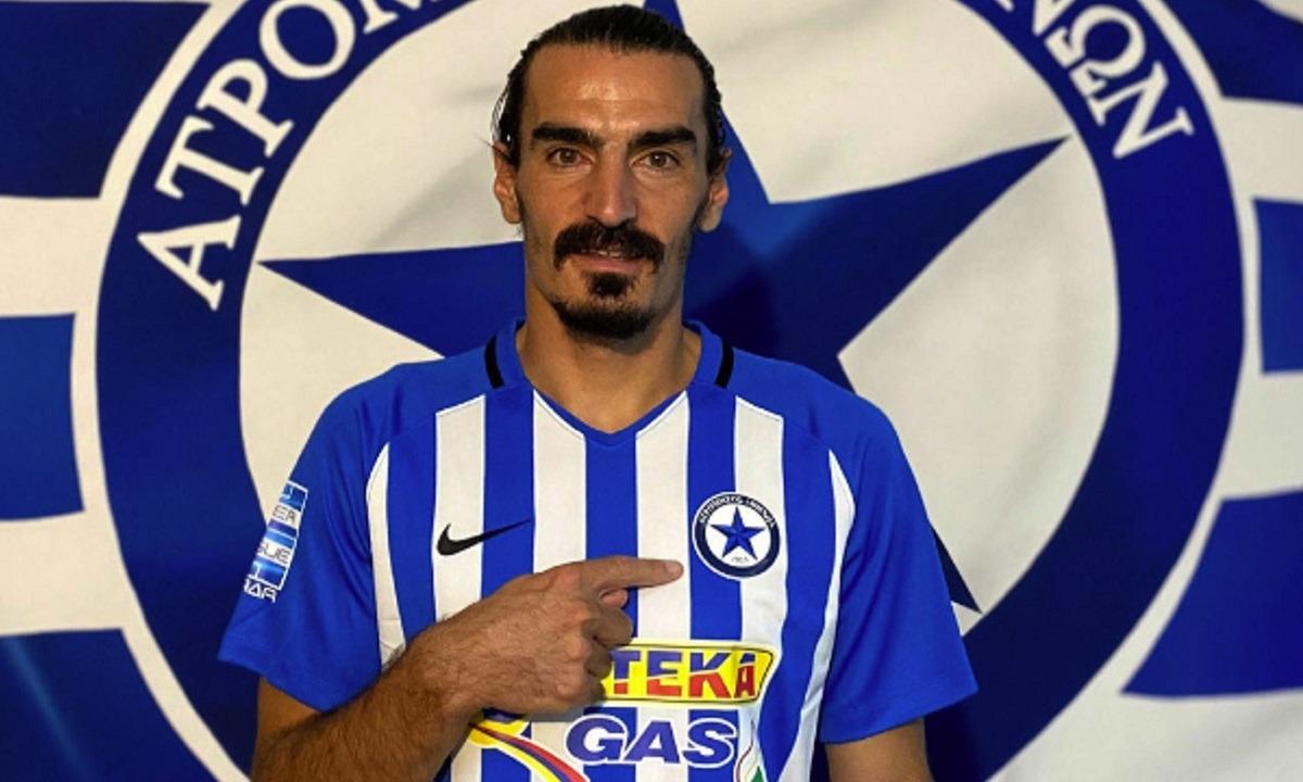 Ατρόμητος – Επιβεβαίωση Sportime: Ανακοινώθηκε ο Χριστοδουλόπουλος