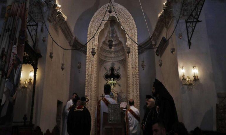 Τούρκοι: Άφησαν να πέσει η εκκλησία του Αγίου Γεωργίου στην Προύσα