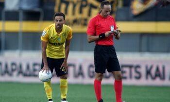 Διαιτησία: Σε παιχνίδια προκριματικών για το EURO U21 oρίστηκε ο διεθνής διαιτητής, Αριστοτέλης Διαμαντόπουλος και ο Αθηναίος παρατηρητής, Σταύρος Τριτσώνης.