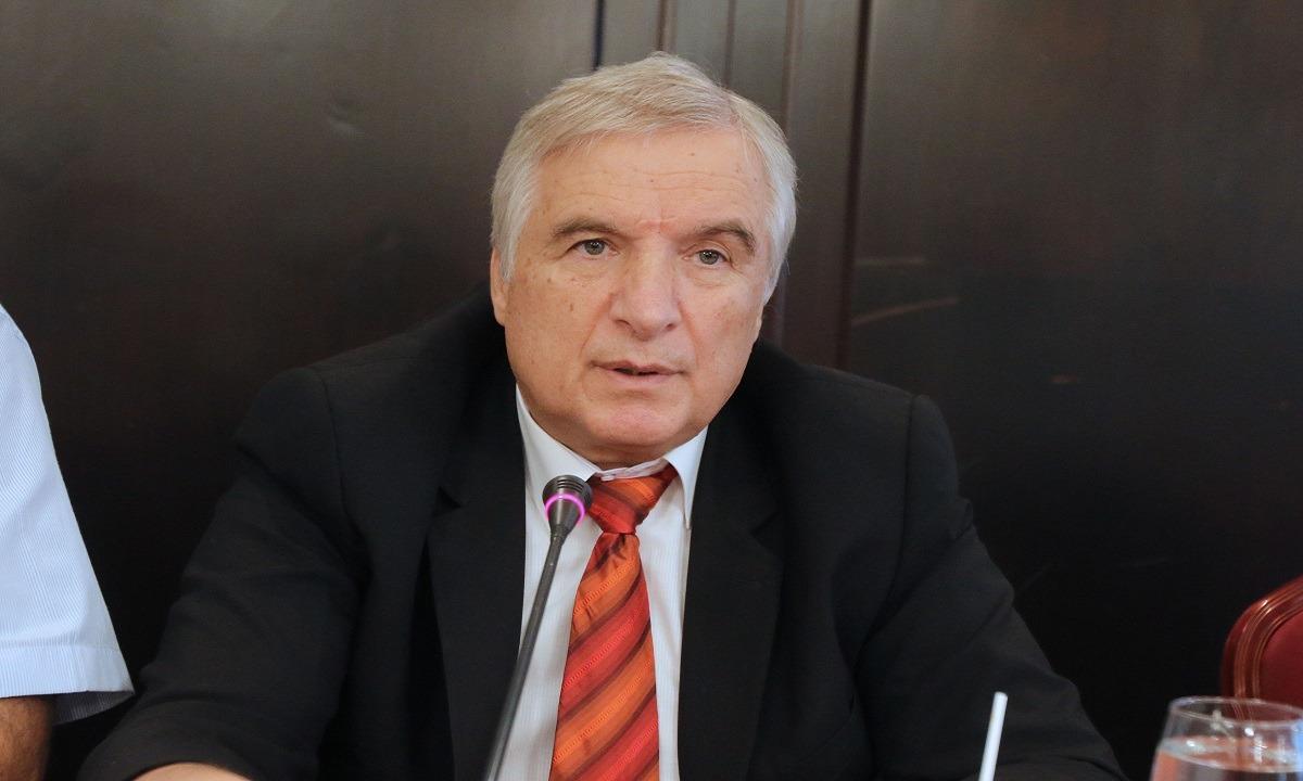 Δημητρίου για Πανιώνιο στη Γ' εθνική: «Αντίθετη στον ΚΑΠ, αλλά θα περάσει η συμμετοχή του»