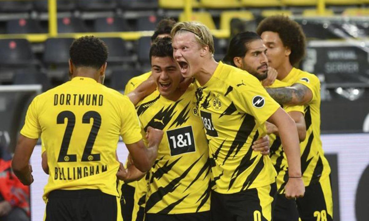 Bundesliga: Τριάρα από Ντόρτμουντ! (vids)