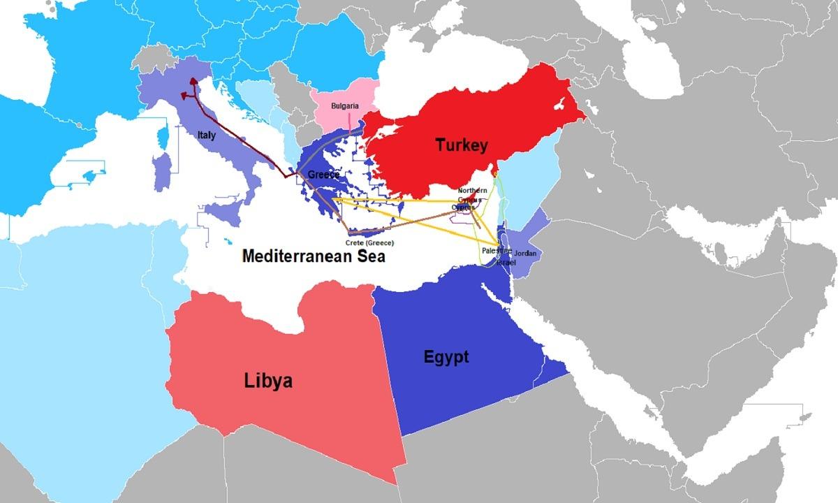 Τούρκοι: Έμαθε η Ελλάδα από την Κύπρο την τέχνη των συμφωνιών
