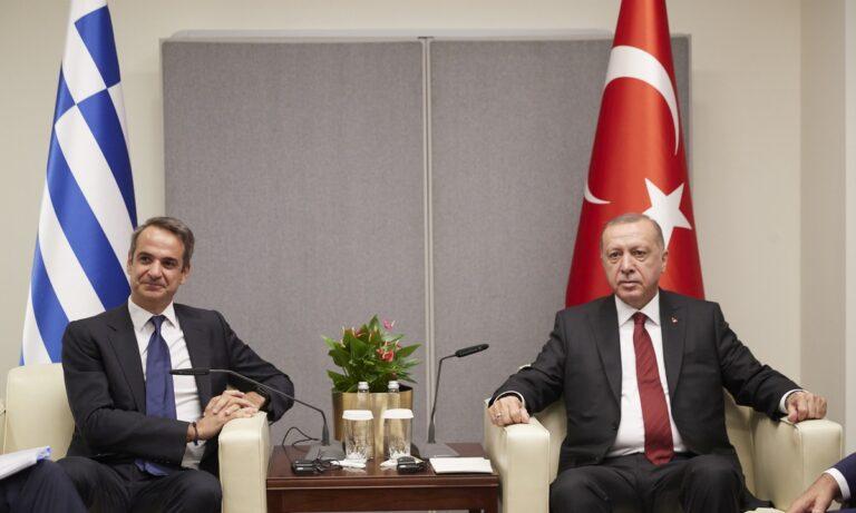 Ανακοίνωση ΥΠ.ΕΞ με… 16 λέξεις: Ελλάδα και Τουρκία συμφώνησαν να ξεκινήσουν διερευνητικές επαφές