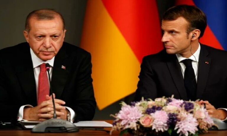 Toύρκοι: Βυθίζουμε το Σαρλ Ντε Γκωλ και τέλος η Γαλλία από την Αφρική