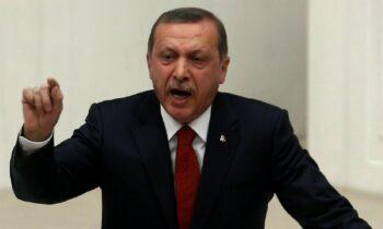 Ερντογάν: Νέα προκλητική επιστολή στους ηγέτες της ΕΕ - Εξαίρεσε Ελλάδα, Κύπρο!