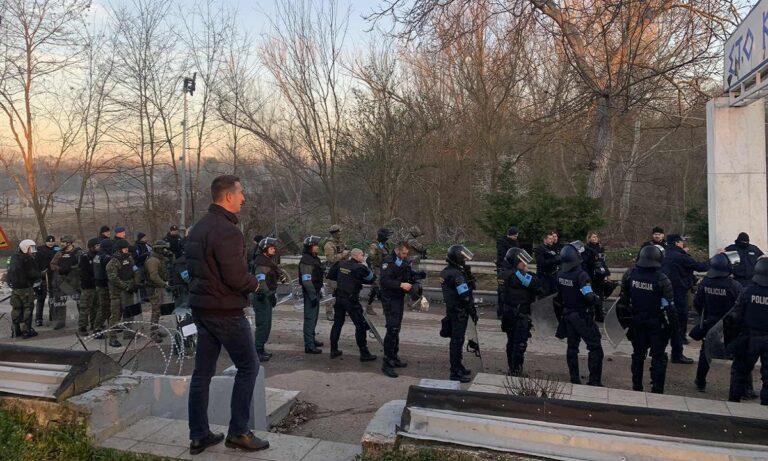 Ελληνοτουρκικά: Ενισχύονται τα σύνορα στον Έβρο (vid)