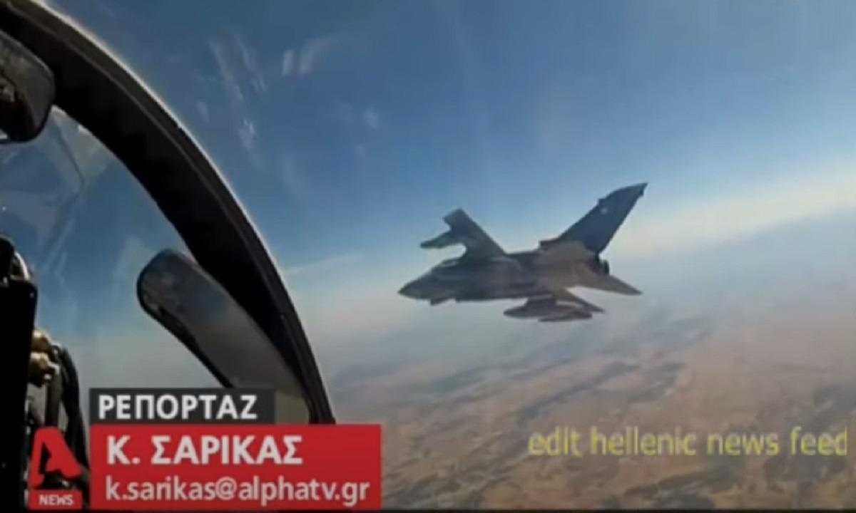 F 16: Έλληνας ο καλύτερος πιλότος του ΝΑΤΟ – Τον ψήφισαν πιλότοι