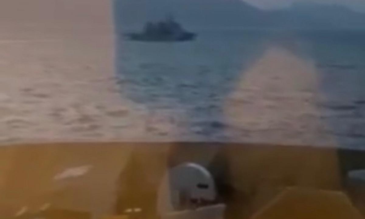 Τουρκία: Απίστευτο! Η τουρκική ακτοφυλακή έφαγε ξύλο από ελληνικό ferry boat