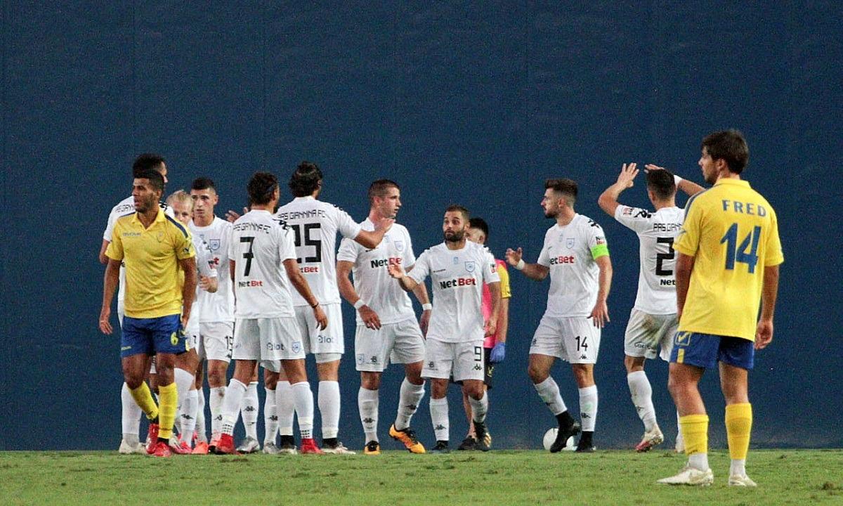 Παναιτωλικός – ΠΑΣ Γιάννινα 0-1: Με γκολ του Νάουμετς