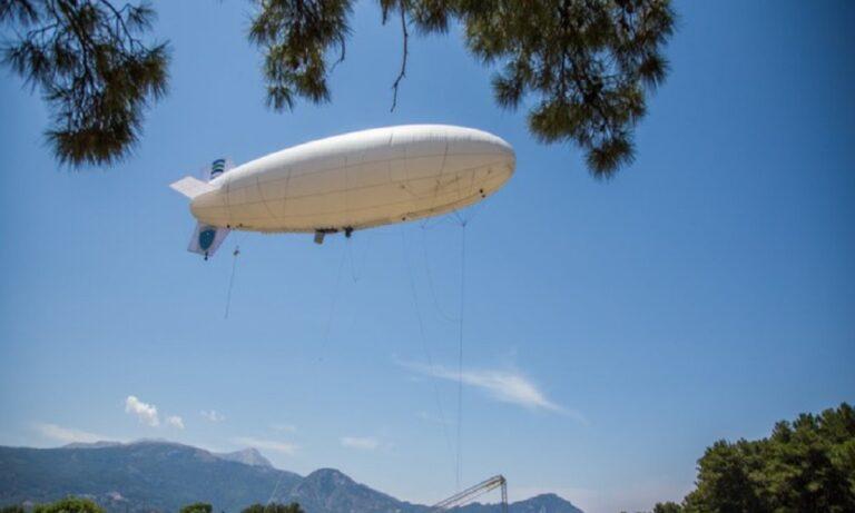 Frontex: Εντάσσει αερόστατα στην φύλαξη των ελληνικών συνόρων