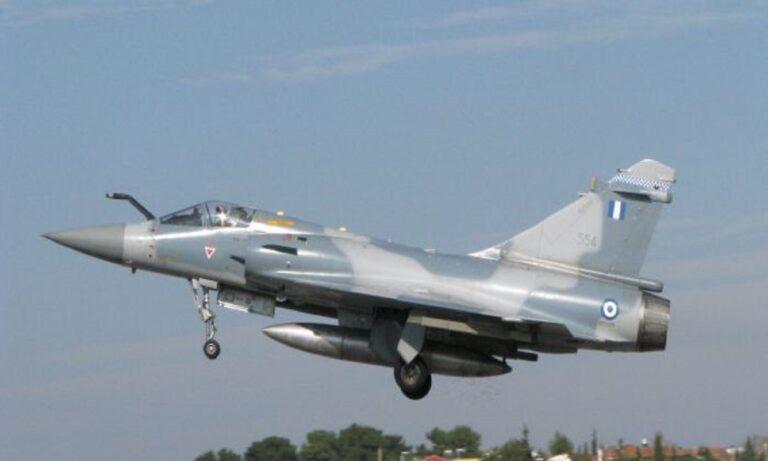 Iταλοί: Ανίκητα τα ελληνικά Mirage 2000 από τα F-16 της Τουρκίας