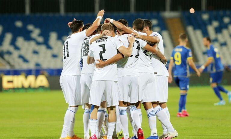 Κόσοβο – Ελλάδα 1-2 (ΤΕΛΙΚΟ)
