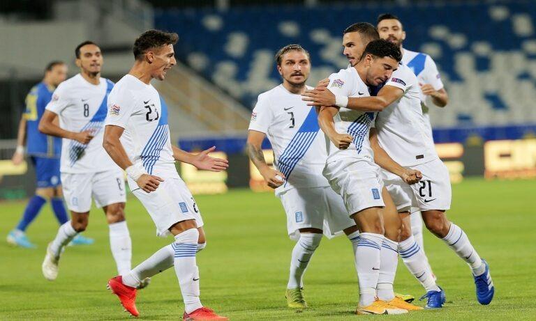 Κόσοβο – Ελλάδα 1-2: Ήταν ανώτερη, αλλά το έκανε ντέρμπι στο τέλος – Γκολάρες από Λημνιό, Σιόβα
