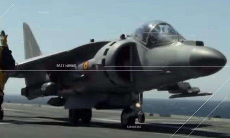 Ελληνοτουρκικά – Απίστευτο: Η Τουρκία απαντά στα Rafale με τα απαρχαιωμένα Harrier! (pics-vid)