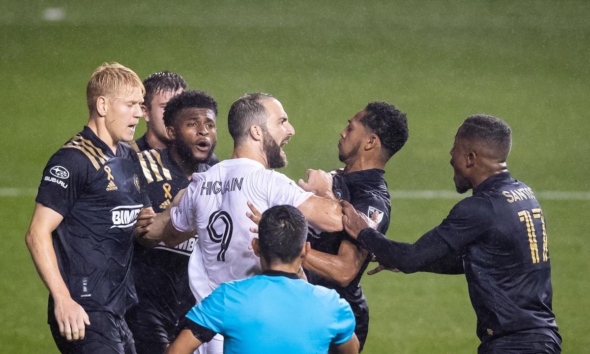 Γκονσάλο Ιγουαΐν: Το… κακώς όρισες στο MLS