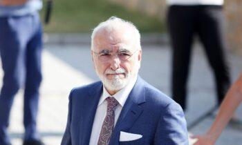 Ιβάν Σαββίδης ΠΑΟΚ