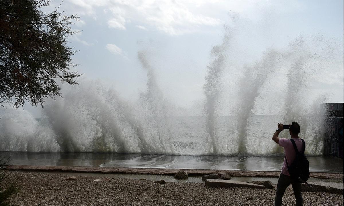 Έκτακτο δελτίο επιδείνωσης καιρού – Ποιες περιοχές θα «χτυπήσει» η κακοκαιρία