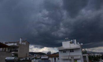 Καιρός 24/9: Bροχές και μεμονωμένες καταιγίδες στα δυτικά και τα Ηπειρωτικά