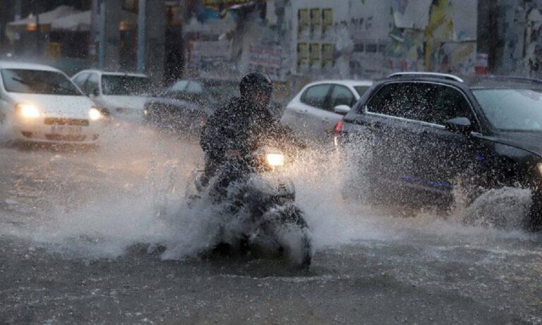 Καιρός 19/9: Συνεχίζει με Ισχυρές βροχές και καταιγίδες ο «Ιανός»