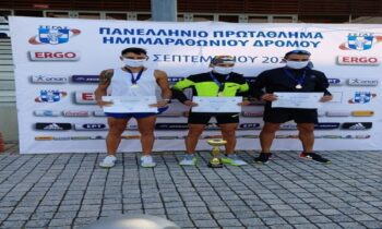 Πανελλήνιο ημιμαραθωνίου: Νικητής ο Καραΐσκος στους άνδρες!