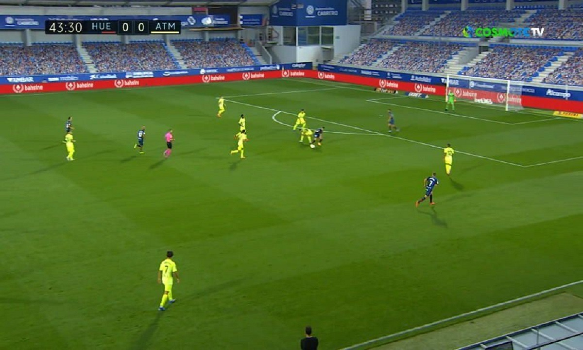 Ουέσκα – Ατλέτικο Μαδρίτης 0-0: «Κόλλησε» η ομάδα του Ντιέγκο Σιμεόνε