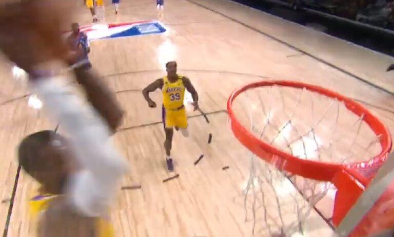 NBA: Με «αέρινο» ΛεΜπρόν Τζέιμς το Top-5 (vid)