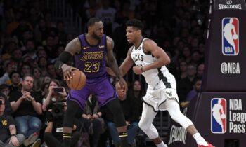 NBA: «Τρελό» σενάριο με Αντετοκούνμπο στους Λέικερς