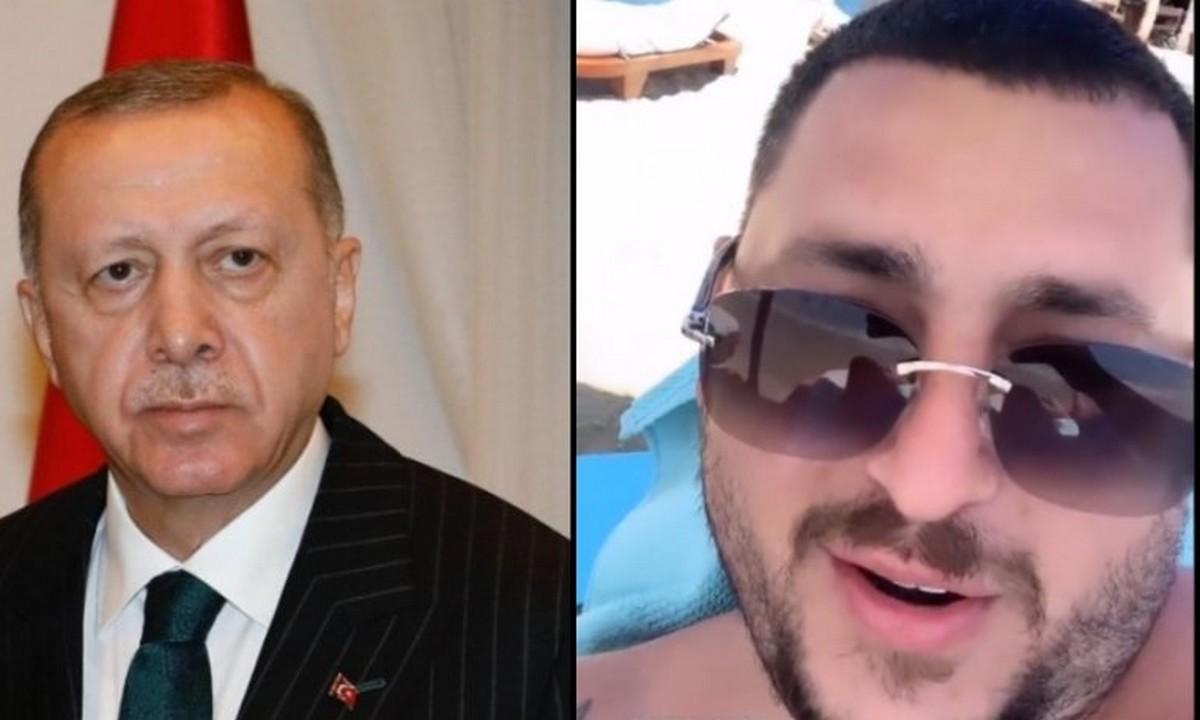 Mad Clip – Μήνυμα σε Ερντογάν: «Ρε άι σιχτίρ από εδώ ρε bro» (vid)