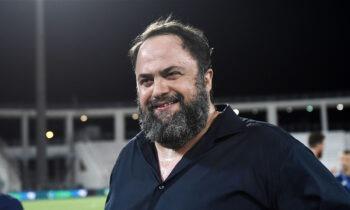 Μαρινάκης- Δημακόπουλος