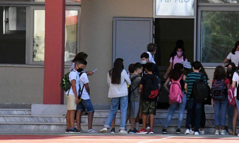 Μάσκες στα σχολεία: Τι λέει η Γενική Γραμματεία