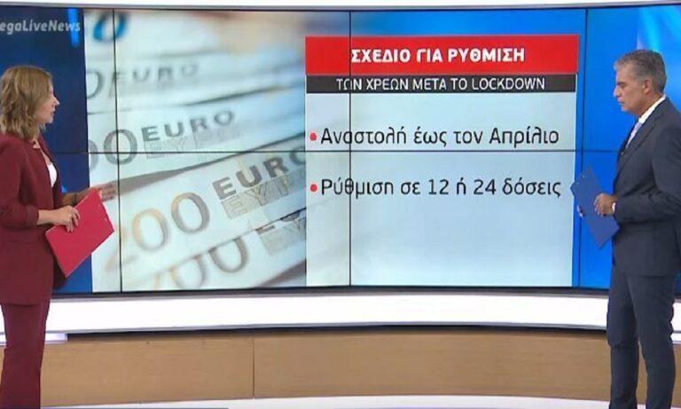 Επιχειρήσεις: «Πάγωμα» των χρεών που συσσωρεύτηκαν μετά το lockdown